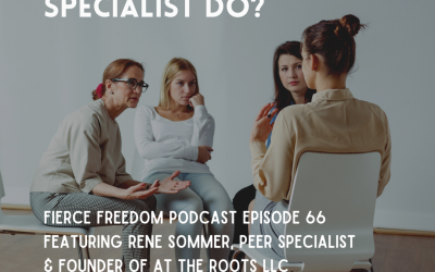 What Does a Peer Specialist Do?