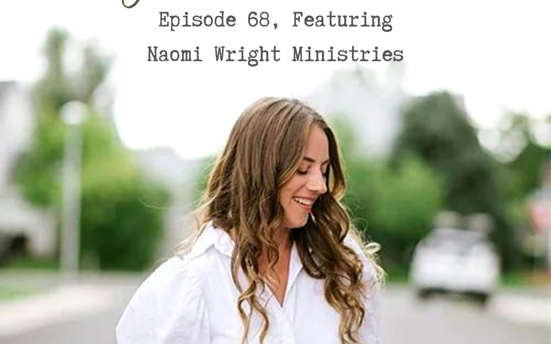 Breaking Free of the Cult Mindset, Feat. Naomi Wright Ministries