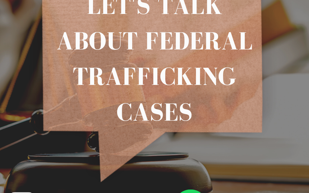 Let's Talk About Federal Trafficking Cases, Feat. Amanda Casey